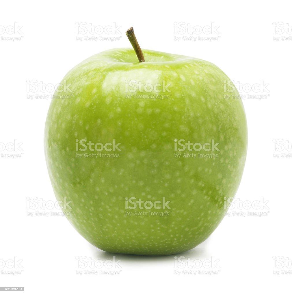 Granny Smith Apple stock photo