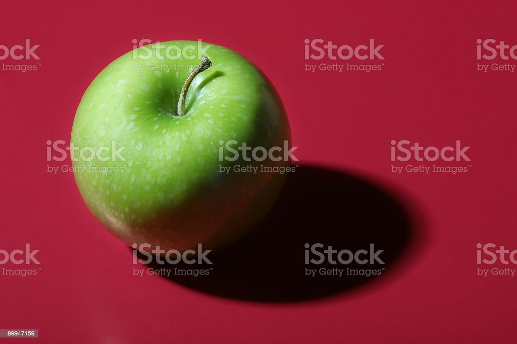 Granny Smith royalty-free stock photo