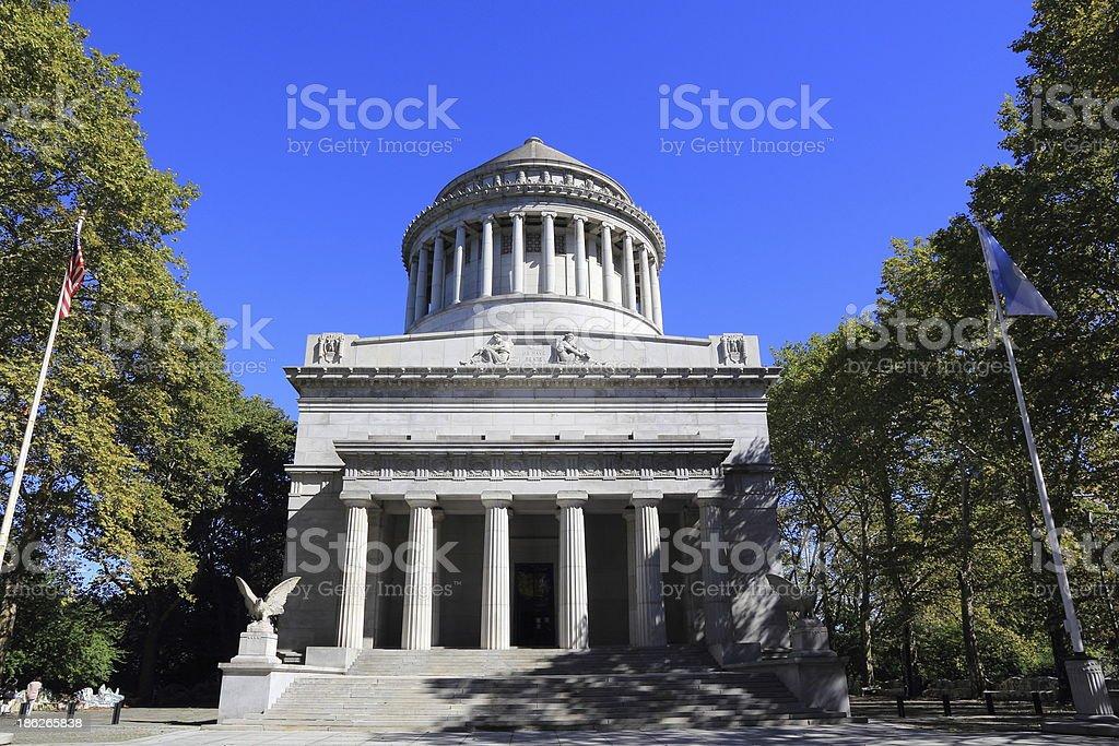 Grant's Tomb stock photo