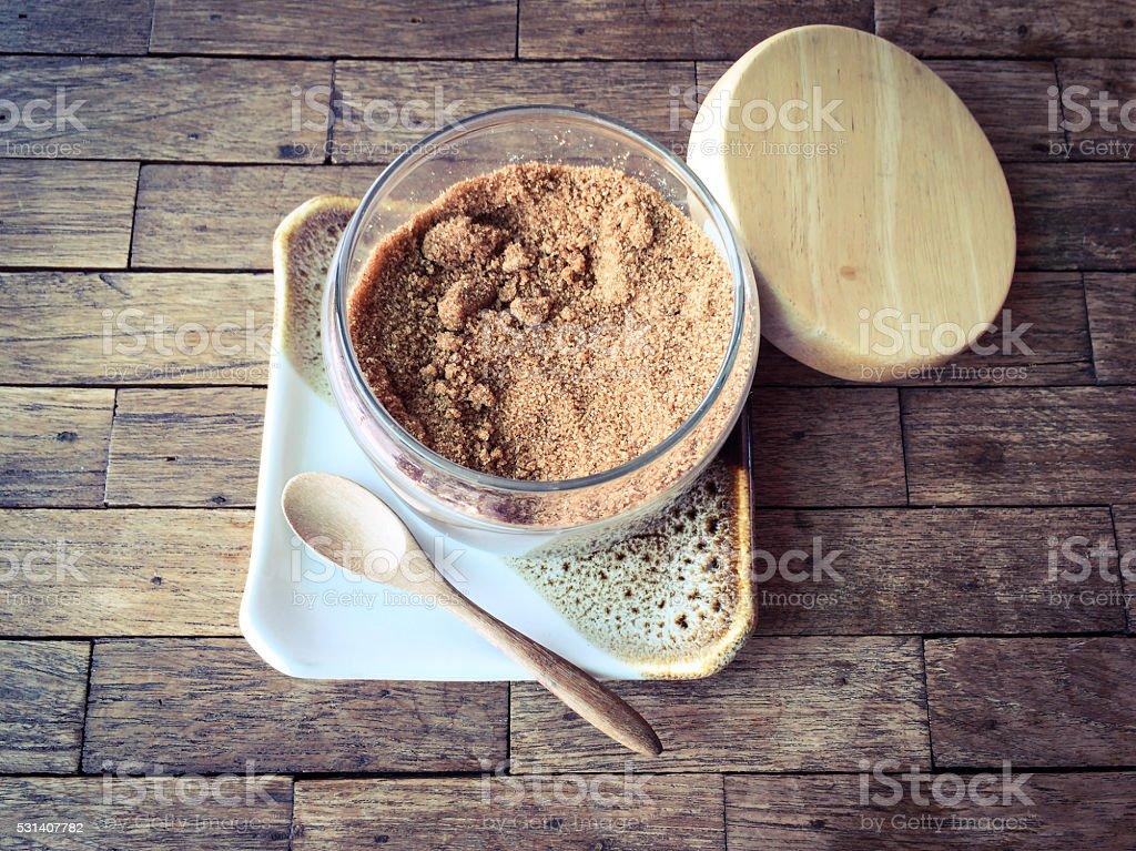 Granulated sugar royalty-free stock photo