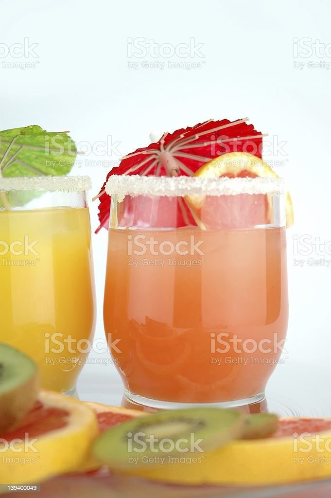 Grapefruit drink royalty-free stock photo