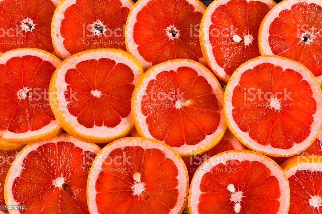 Grapefruit royalty-free stock photo