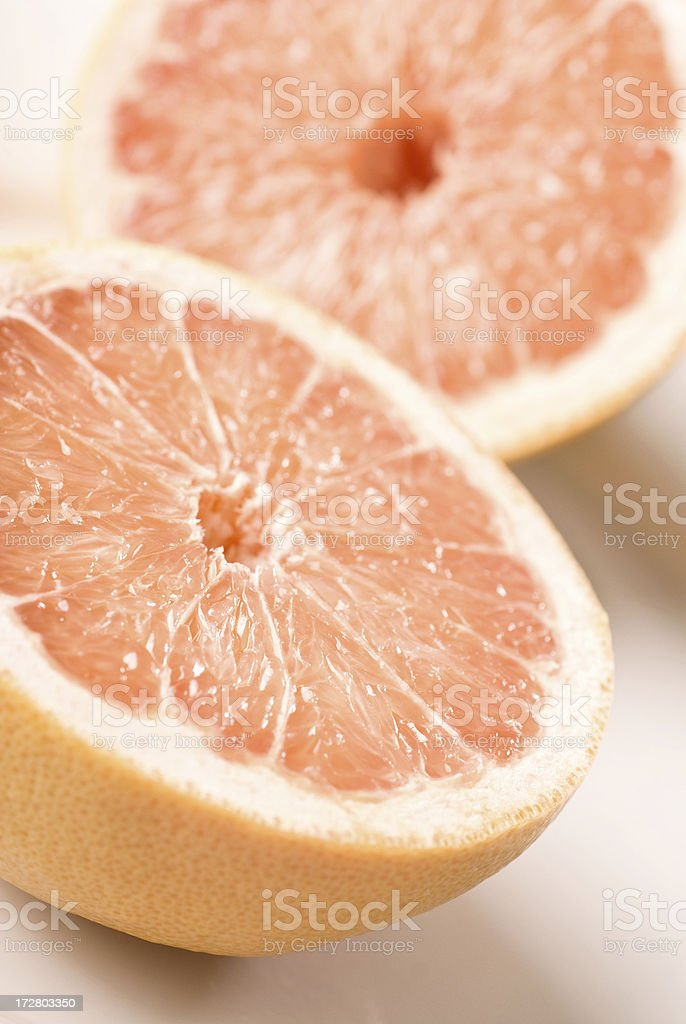 Grapefruit. royalty-free stock photo