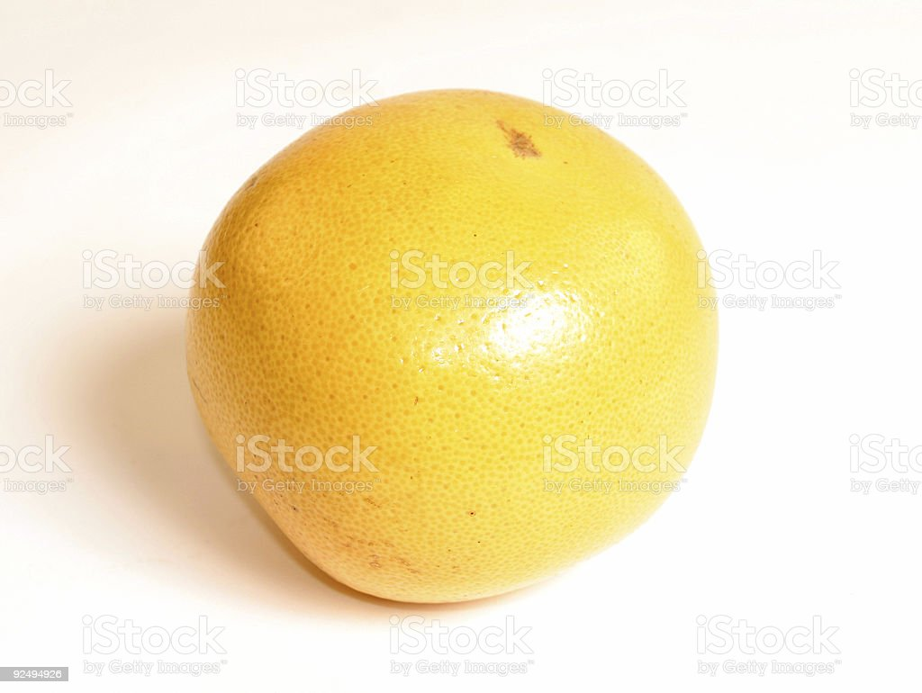 Grapefruit1 stock photo