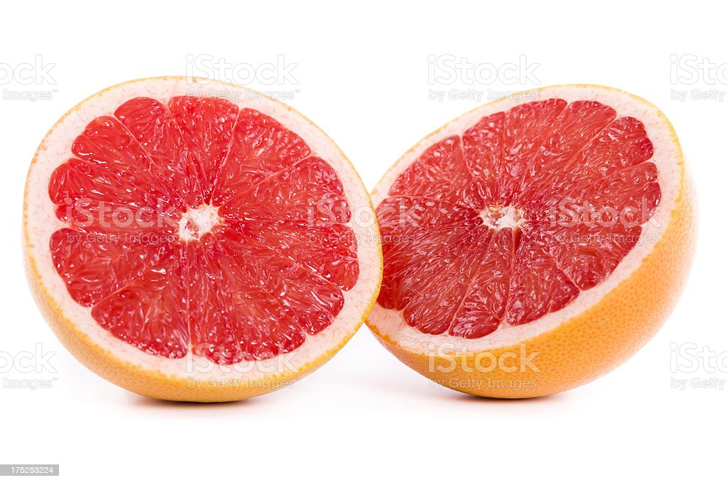 grapefruits royalty-free stock photo