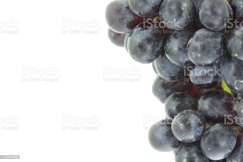 Grapes Background royalty-free stock photo