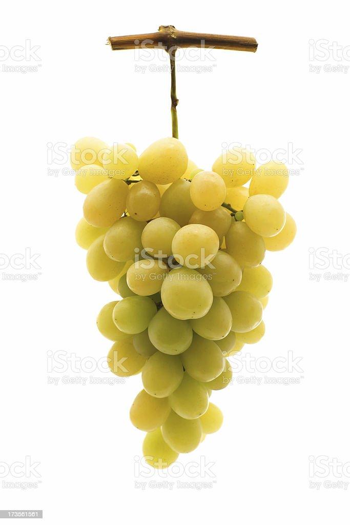 Grapes royalty-free stock photo