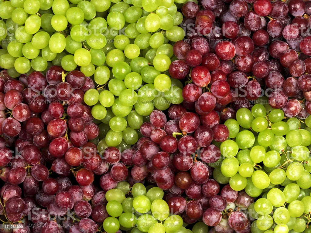 Grapes, stock photo