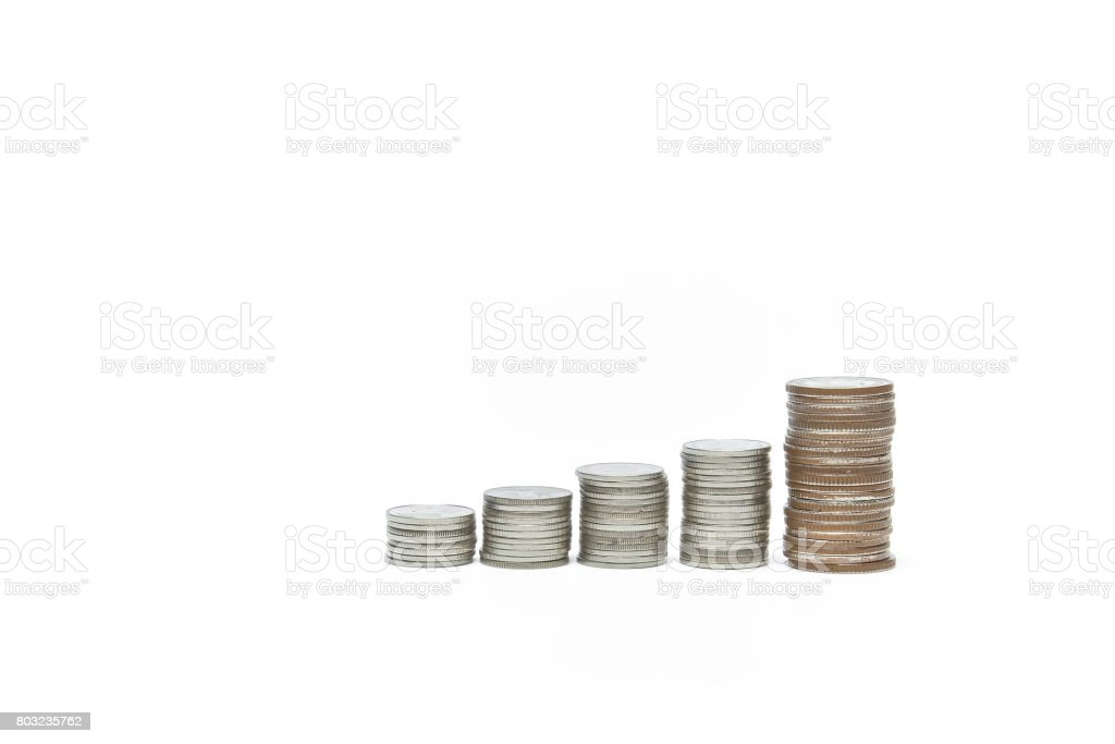 graph money stock photo