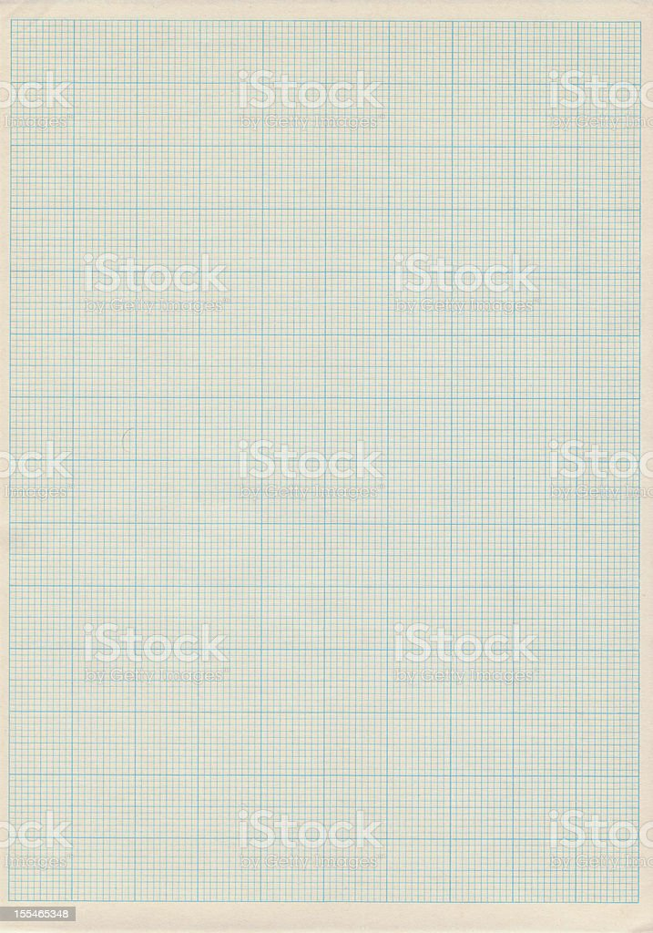 Graph Paper 4 royalty-free stock photo