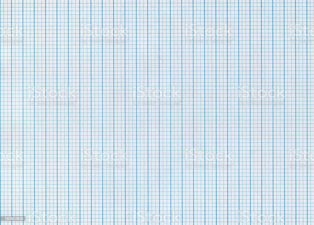graph paper bacground royalty-free stock photo