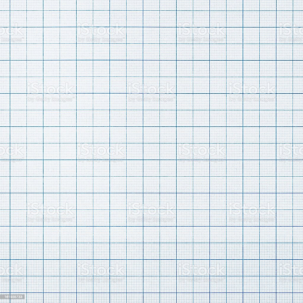 Graph Paper Background royalty-free stock photo