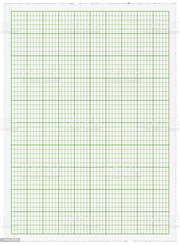 Graph paper background textured royalty-free stock photo
