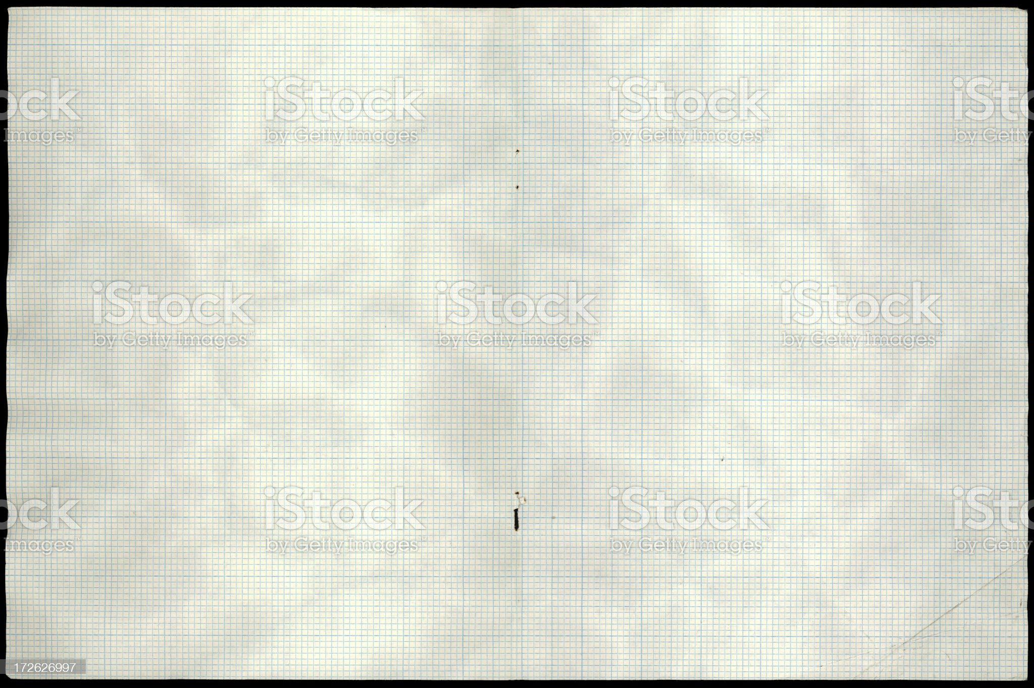 graph paper spread royalty-free stock photo