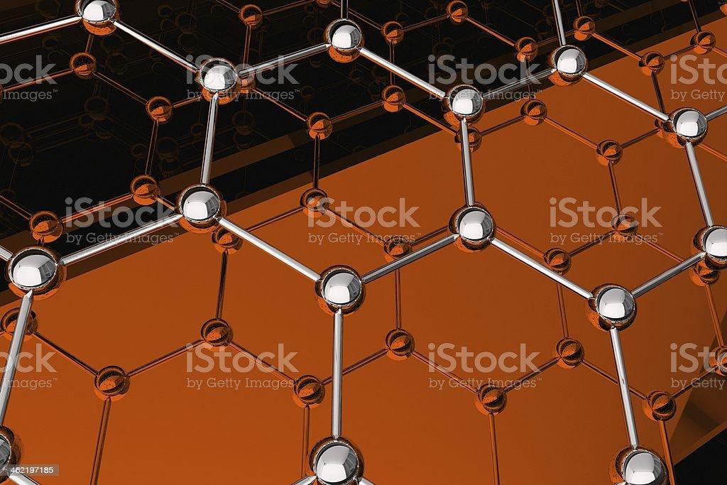 Graphene Technology stock photo