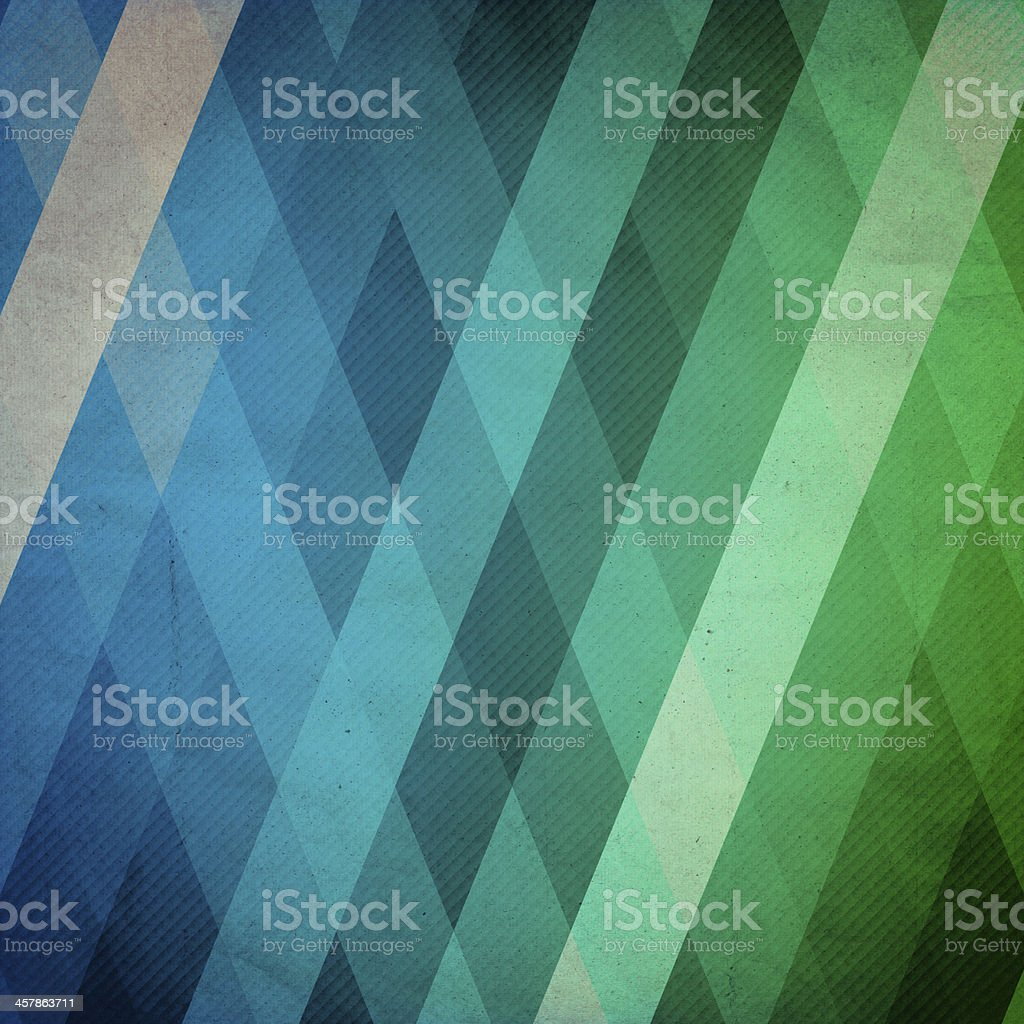 Graphic Design (Pantone) or (Vintage Poster Background) stock photo