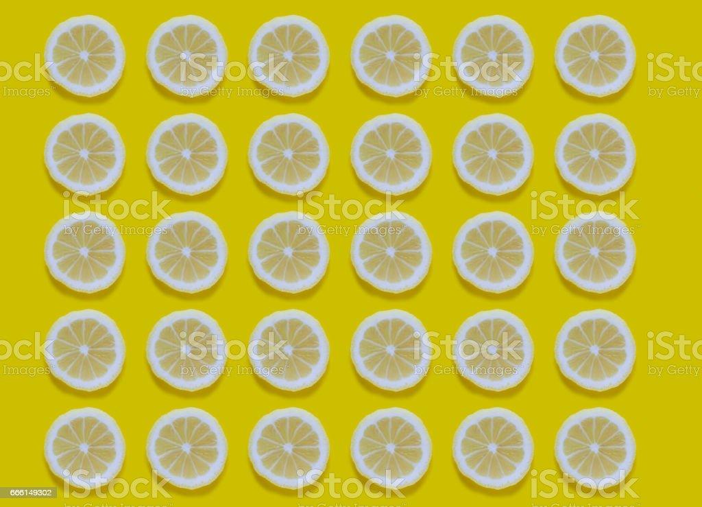 graphic lemon stock photo