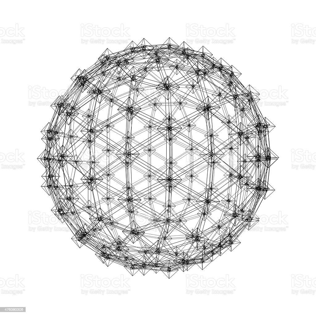 graphical sphere