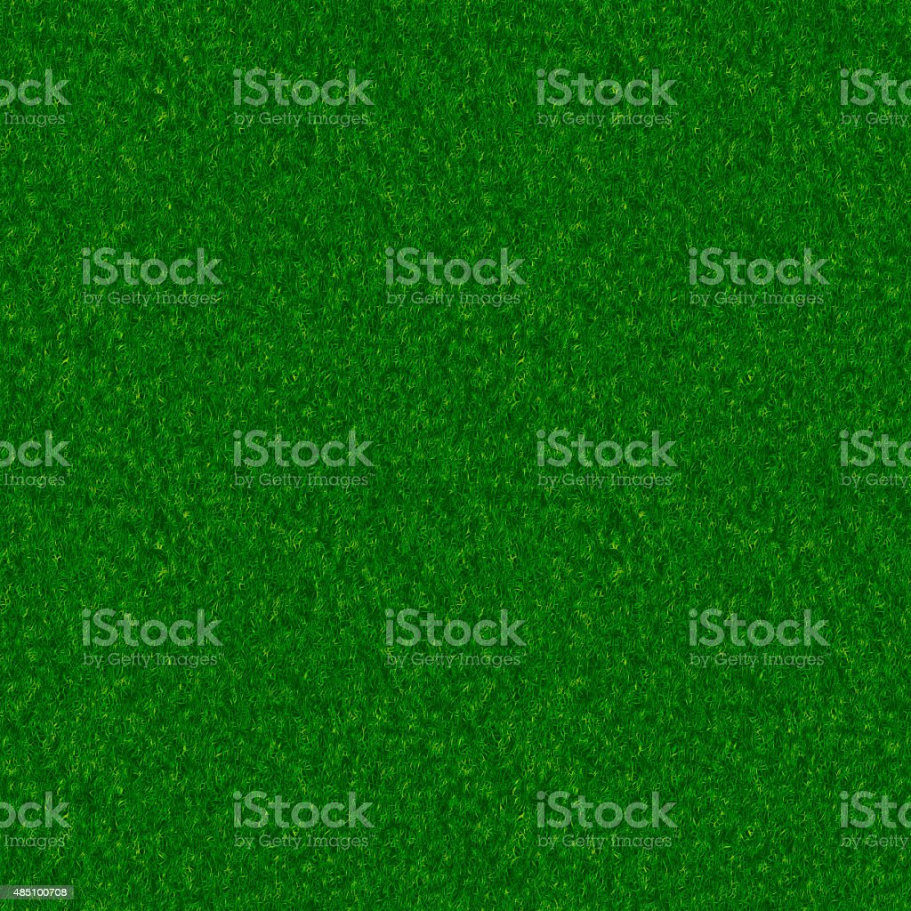 Grass Seamless Pattern stock photo