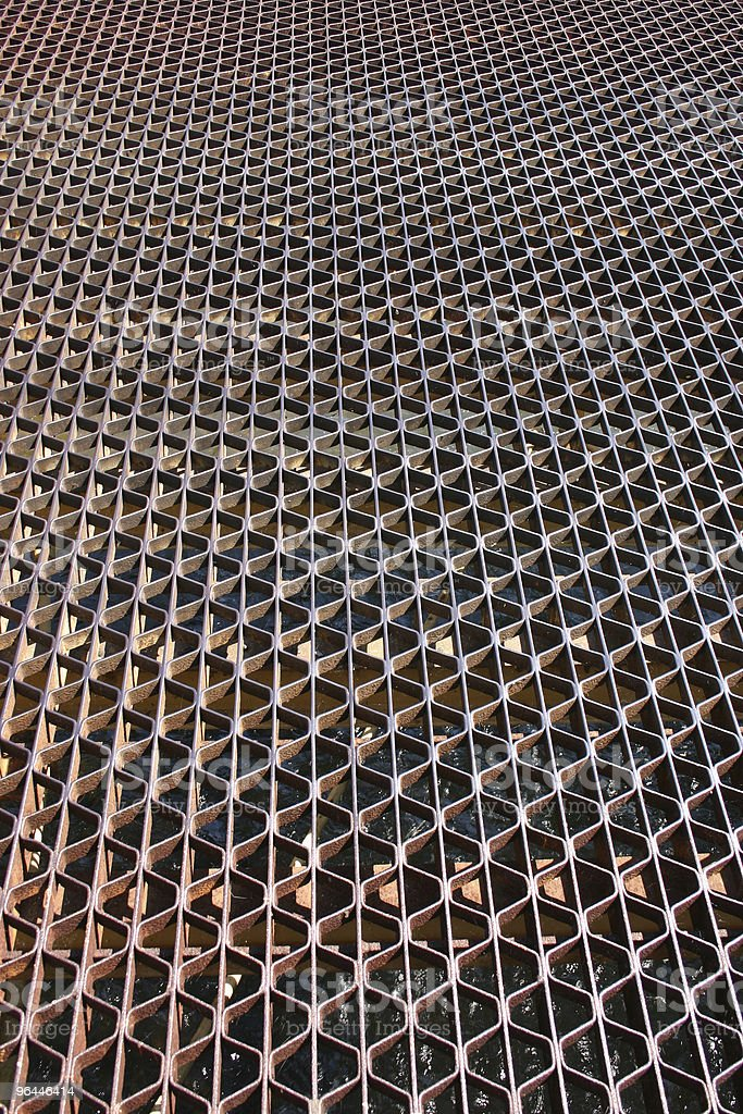Grate royalty-free stock photo