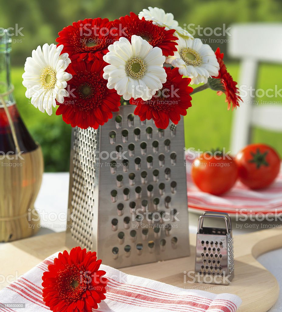 grater flowers royalty-free stock photo