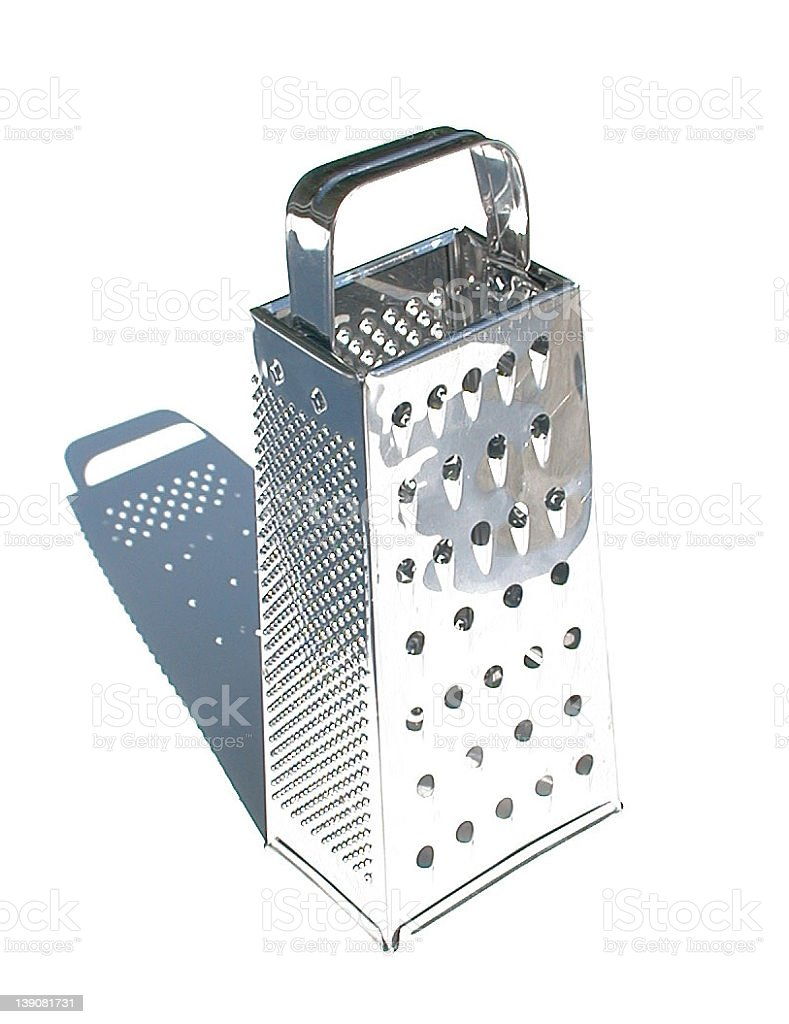 Grater Study royalty-free stock photo