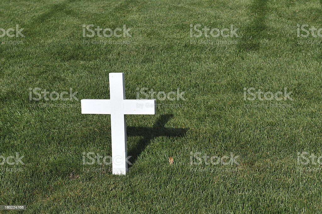 Grave Site of Robert Francis Kennedy stock photo