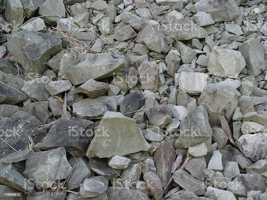 gravel royalty-free stock photo