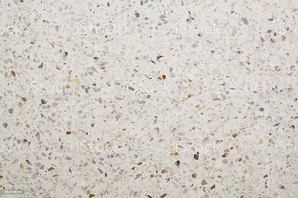 Gravel texture background.Closeup surface marble stone pattern. stock photo