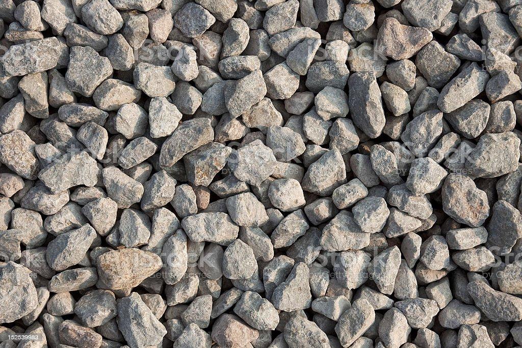 Gravel texture royalty-free stock photo