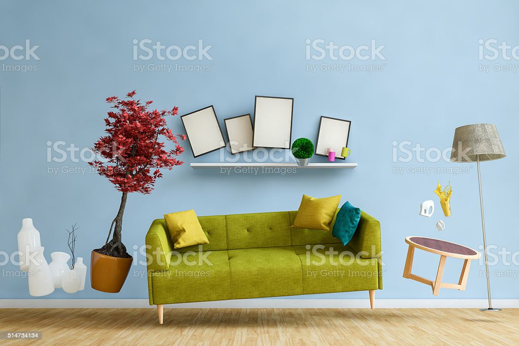 Gravity stock photo