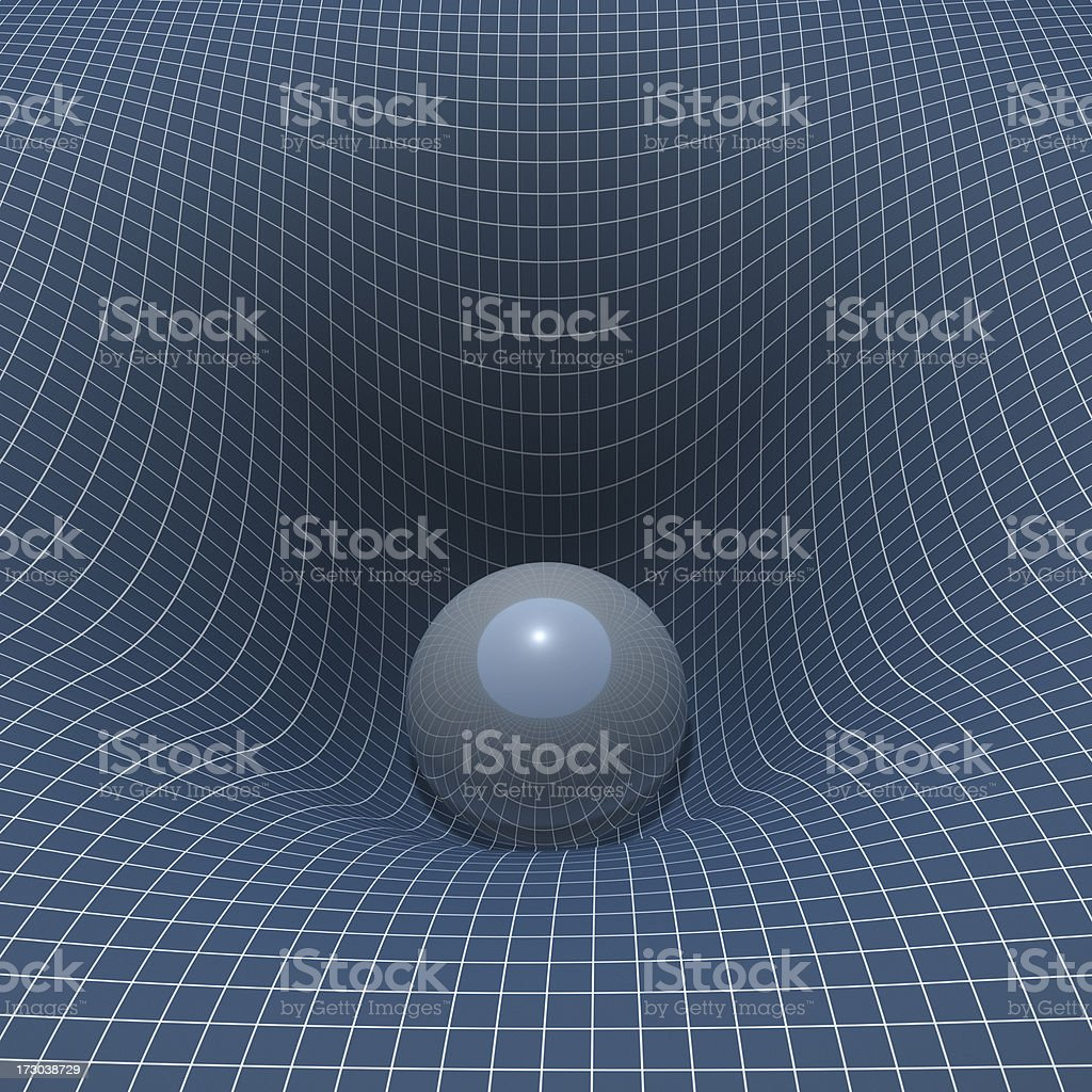 Gravity XXL royalty-free stock photo