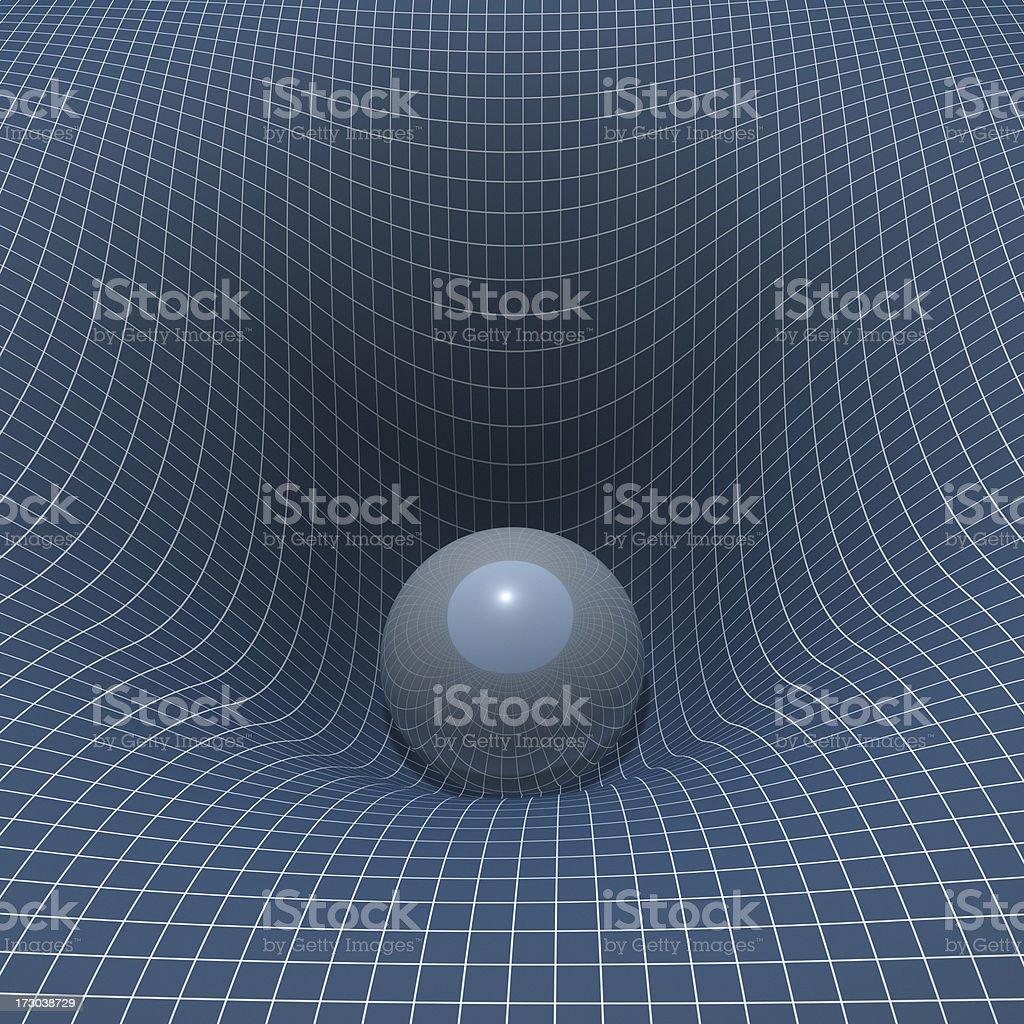 Gravity XXL stock photo