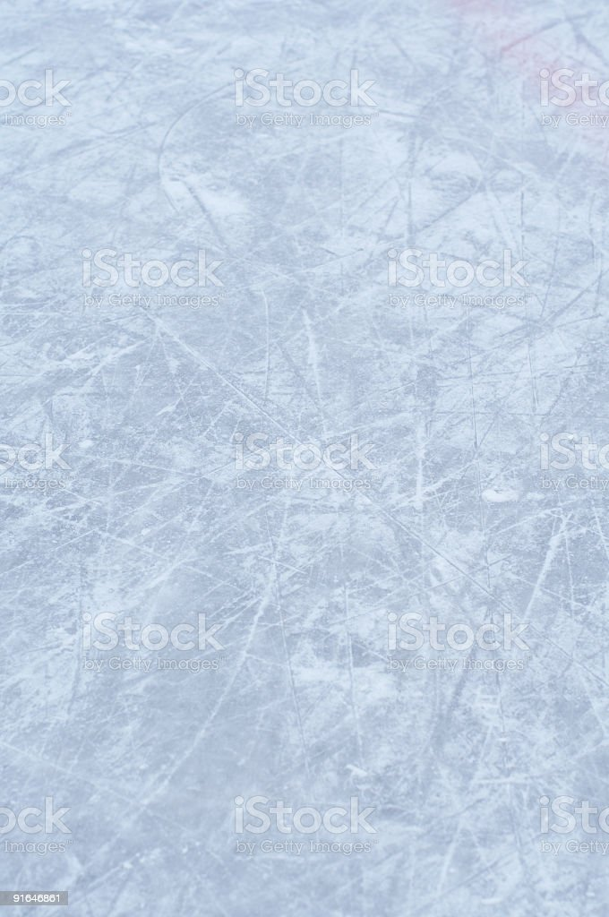 Gray and white toned ice background stock photo