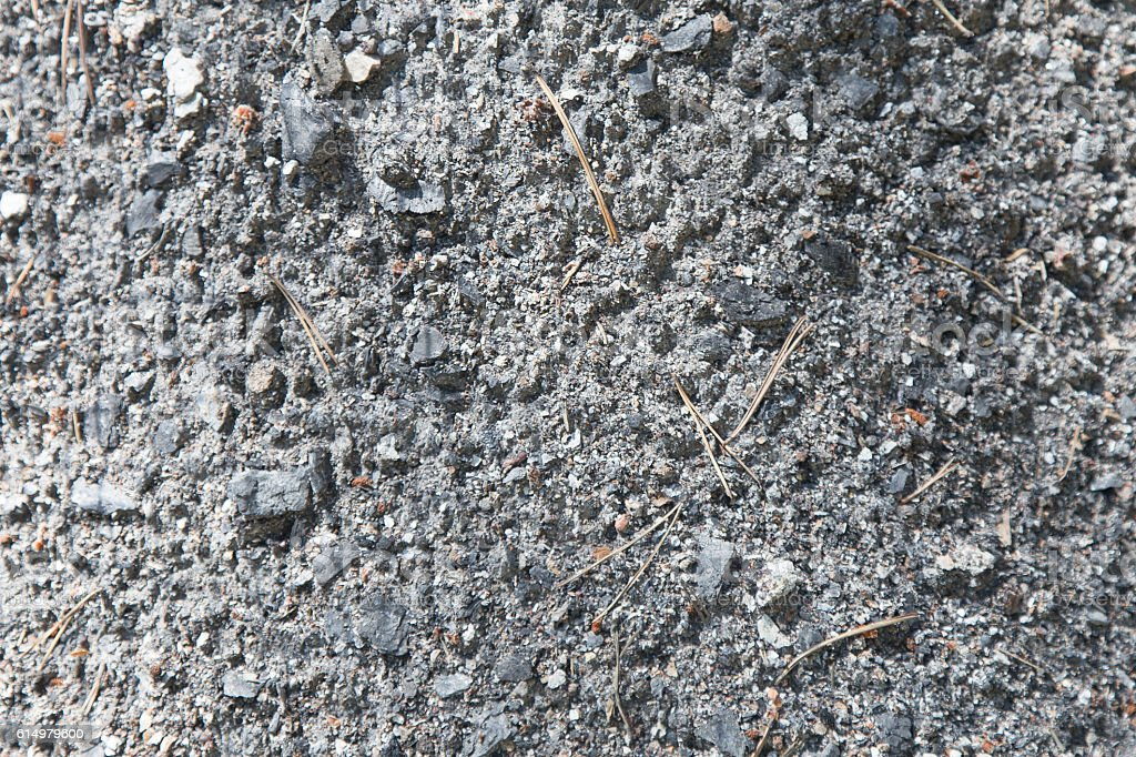 gray ashes texture stock photo