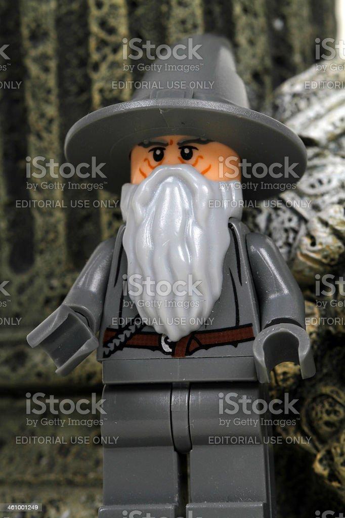Gray Beard stock photo