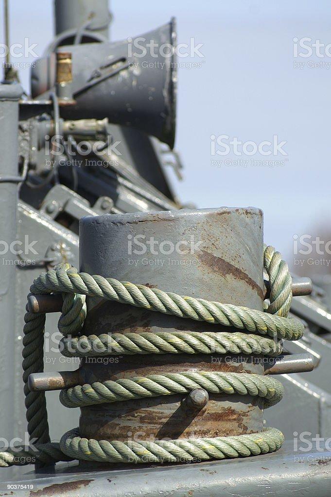 Gray  bolder stock photo