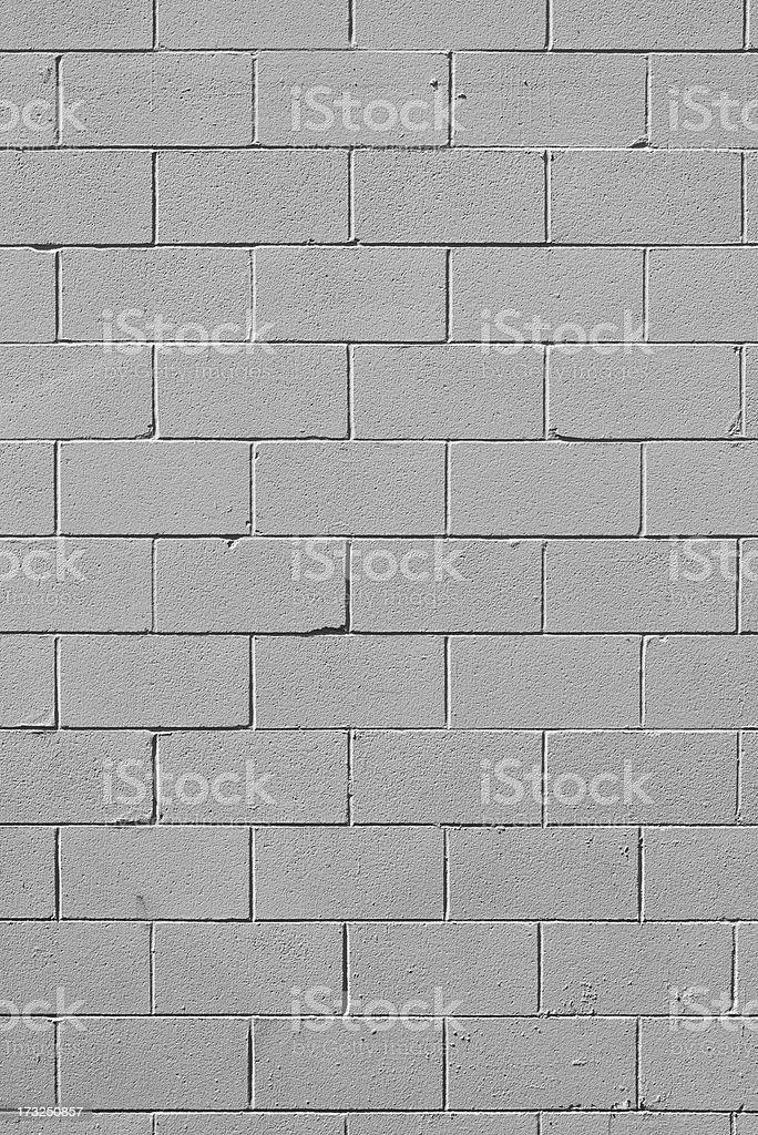 Gray Brick Wall Background - XXXL Photo stock photo