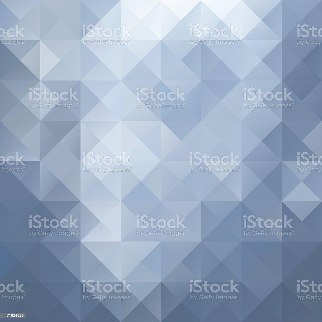Gray Bright Mosaic Background, Creative Design Templates stock photo