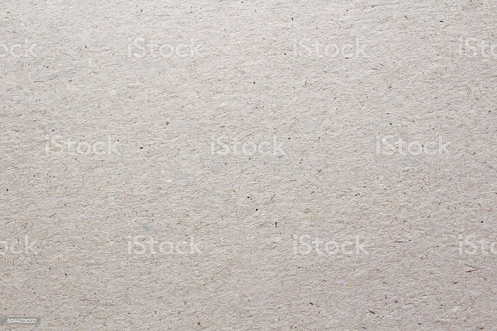 Gray cardboard rough texture stock photo
