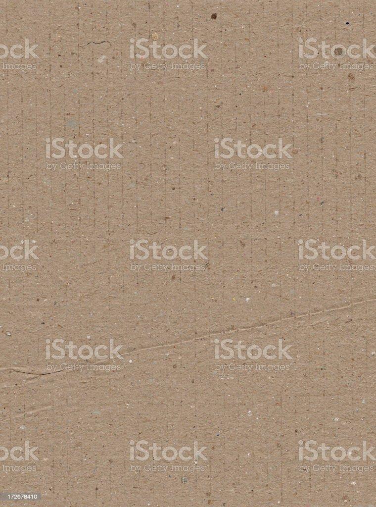 gray cardboard XXXL royalty-free stock photo