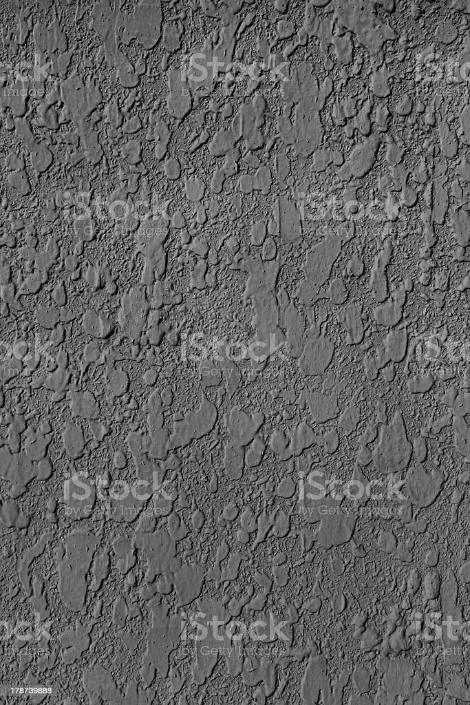 Gray cement wall royalty-free stock photo