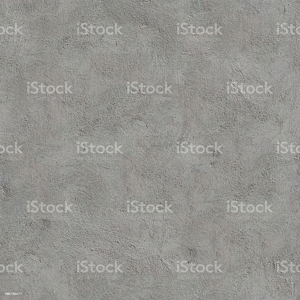 Gray Cement Wall. Seamless Texture. royalty-free stock photo