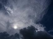 Gray Clouds Before Rain