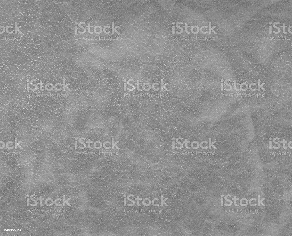 Gray color leather pattern stock photo
