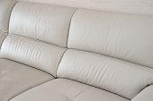 gray comfortable and stylish sofa