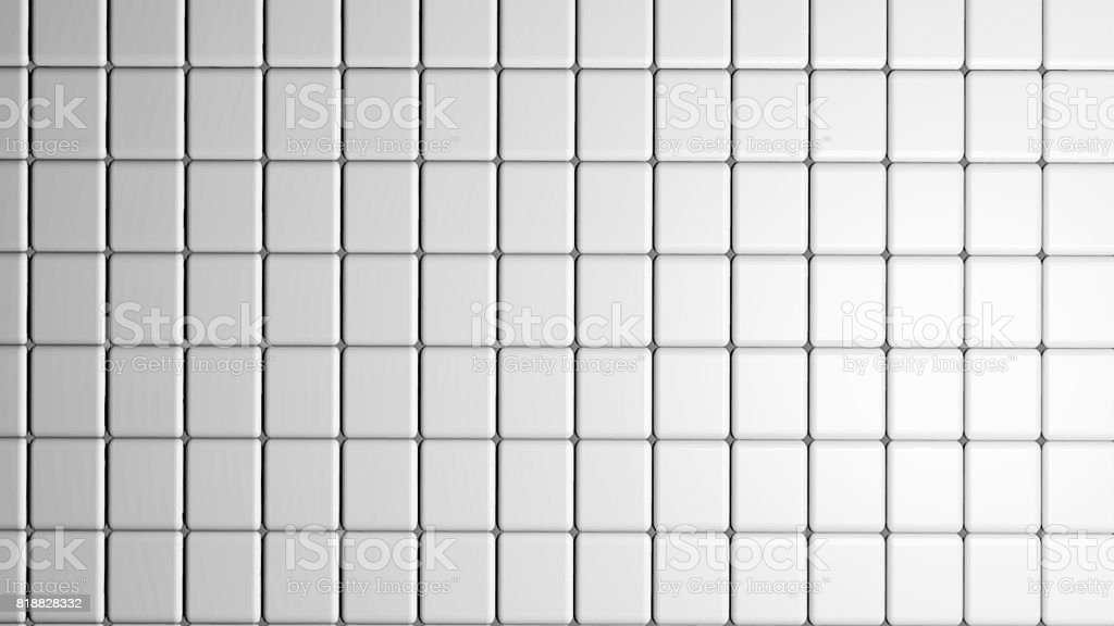 Gray cubes background material stock photo