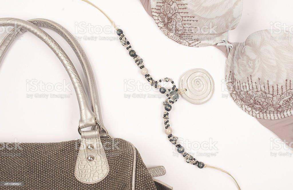 Gray Fashion stock photo