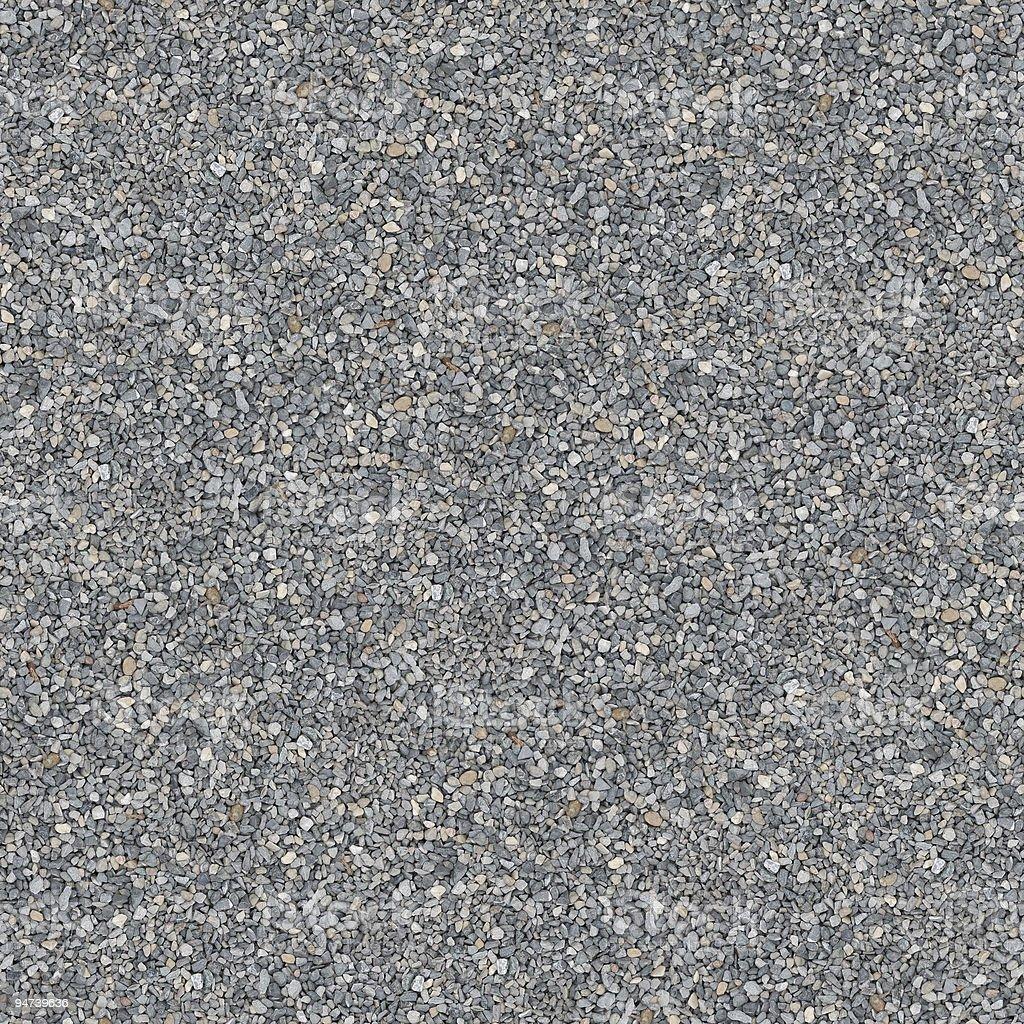 Gray Gravel Seamless Pattern stock photo