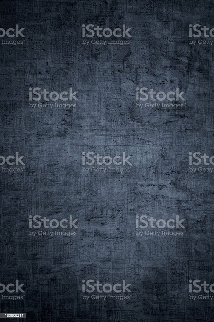 Gray Grunge Abstract Background royalty-free stock photo